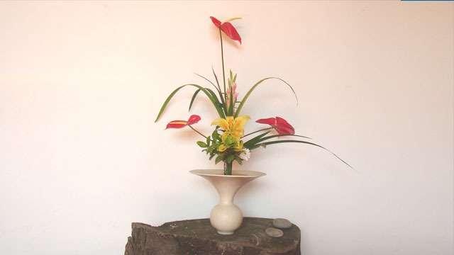 Ikebana, la delicadeza de las flores | 14 de Mayo 2019