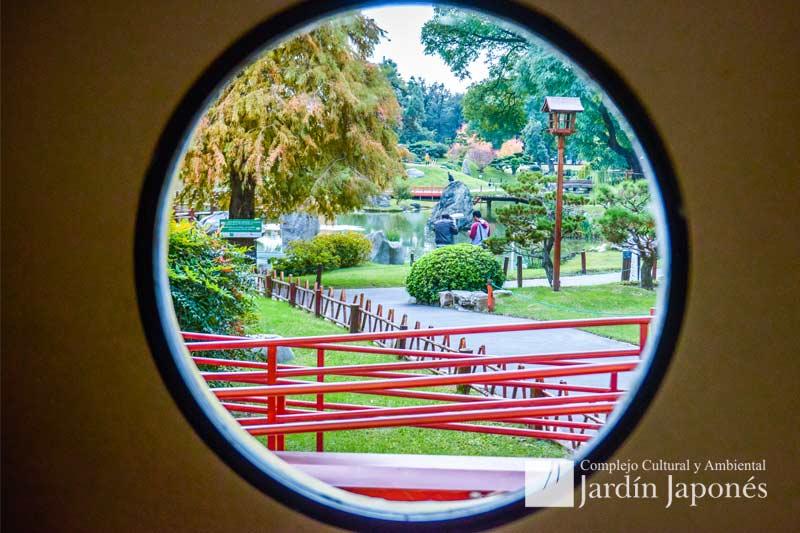 Sala de lectura | Tokushima Ken Jardin Japones